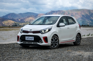 review 2018 kia picanto gt-line