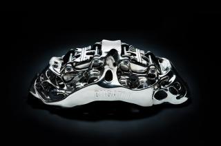 Bugatti brake caliper