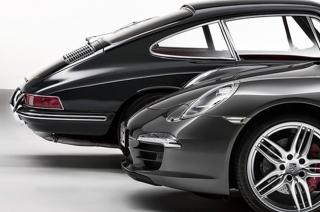 Porsche in 7 decades