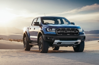 2019 ranger raptor off-road