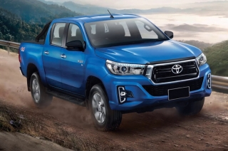Toyota Hilux Conquest