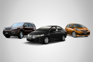 Honda Cars Philippines Inc. City Jazz Pilot