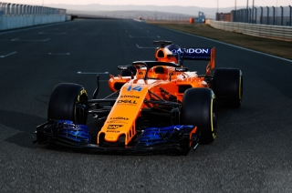 McLaren Renault Formula 1