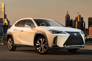 Lexus UX compact crossover