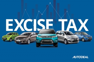 Suzuki Excise Tax