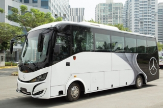 Mercedes-Benz OF-917 Midi Bus