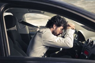 How to fight drowsiness when driving