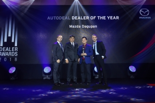 Mazda Dealer Awards