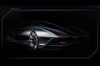 McLaren BP23 Hyper-GT