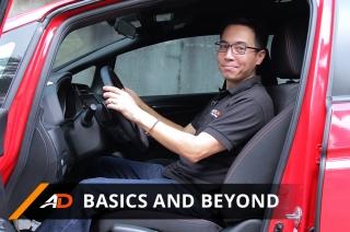 Driving Position - Basics and Beyond