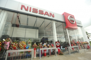 Nissan Butuan dealership Nissan Retail Environment Design Initiative (NREDI)