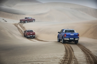 Since its launch, the Hilux has sold over 17.7 million units globally.