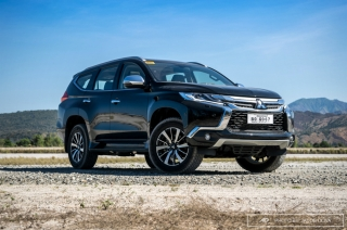 Montero Sport GT SUV car review philippines
