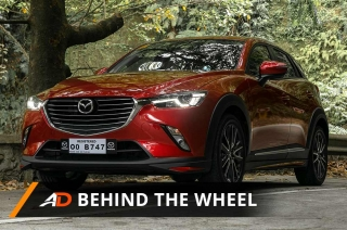 2018 Mazda CX-3 - Behind the Wheel