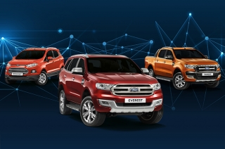 Ford Everest Ranger EcoSport