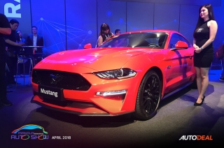 ford philippines mustang GT convertible