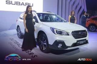 2018 MIAS Subaru Outback