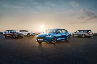2019 ford focus global