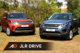 Jaguar - Land Rover Drive