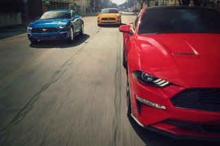 Ford Mustang turns 54