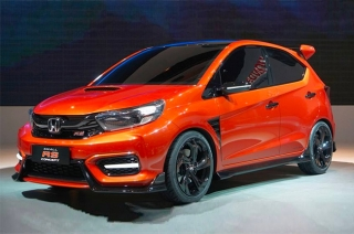 2019 honda brio rs indonesia