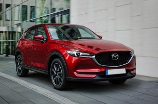 Mazda CX-5 Europe