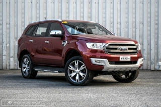 ford everest 3.2 titanium+