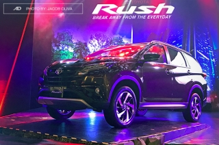 2018 Toyota Rush Fair