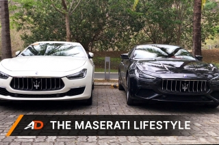 The Maserati Lifestyle