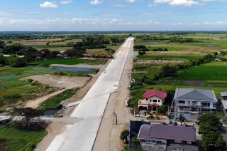 Urdaneta by-pass road