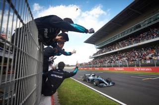 Lewis Hamilton 2018 Formula 1 Spanish Grand Prix Results