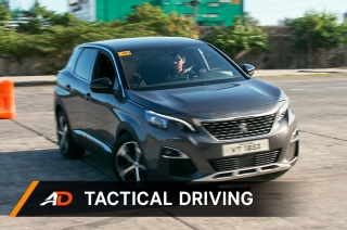 Basic Tactical Driving Class