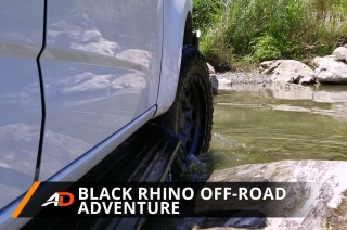 Yokohama and Black Rhino Off-Road Adventure