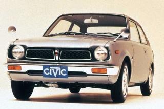 Honda civic first gen