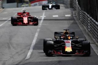 2018 Formula 1 Monaco Grand Prix