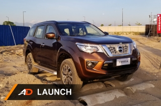 New Nissan Terra - Launch
