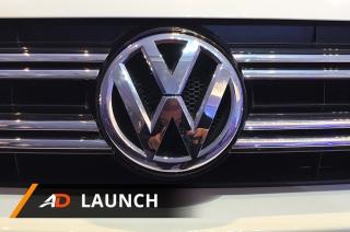 Volkswagen unleashes 5 new models - Launch
