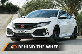 2018 Honda Civic Type R - Behind the Wheel