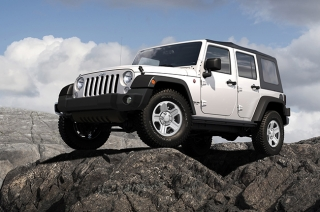 2018 Jeep Wrangler Soft Top