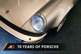 Porsche celebrates 70 years