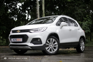 2017 Chevrolet Trax LT AT