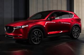 Mazda CX-5 SkyActiv-G 2.5T