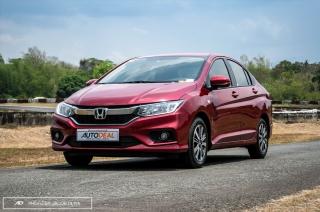 2018 Honda City E CVT