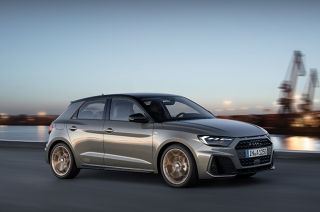 Audi's small hatchback gets a significant update.