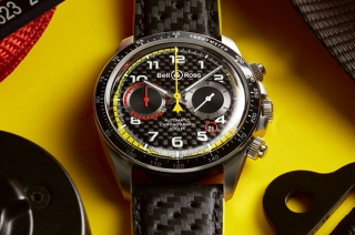 Bell & Ross watch French Formula One