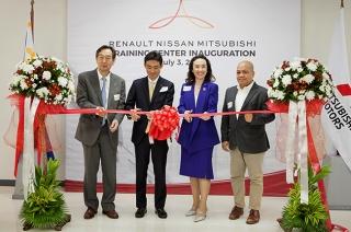 Nissan Mitsubishi training center