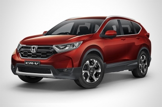 Australia gets 900 units of this special CR-V.