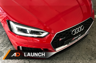 2018 Audi RS5 - Launch