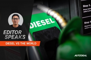 diesel vs the world editor speaks