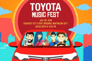 Toyota Music Fest 2018